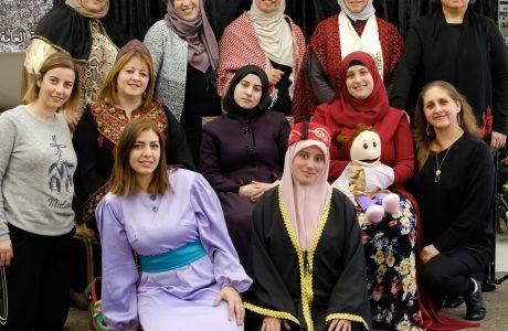 הכשרת מספרי בסיפורים בחברה הערבית